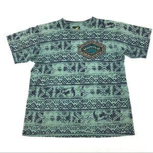 Gecko Hawaii Surfing T Shirt Made In USA